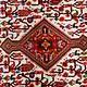104x65 cm  echt Nomadenteppich orientteppich Brüke oriental Rug Nr:34