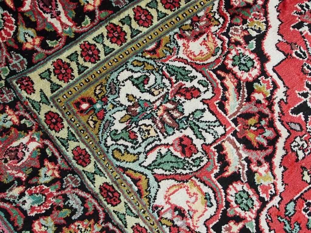 Bukhara 204x120 cm Kashmirseide Teppich Nr:517