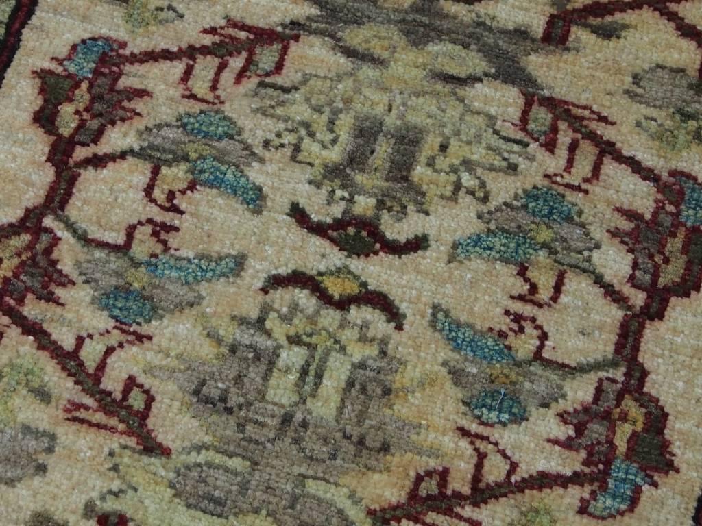 115x83 cm ziegler  Afghan orientteppich kazakh rug Carpet ziegler Nr:49