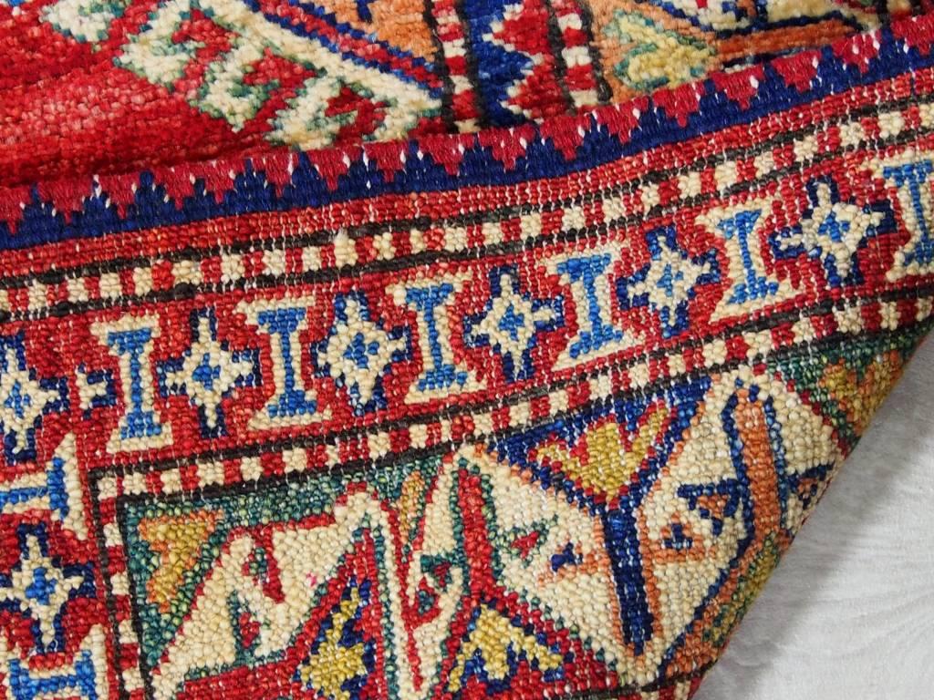 Bukhara 112x87 cm ziegler  Afghan orientteppich kazakh rug Carpet ziegler Nr:515