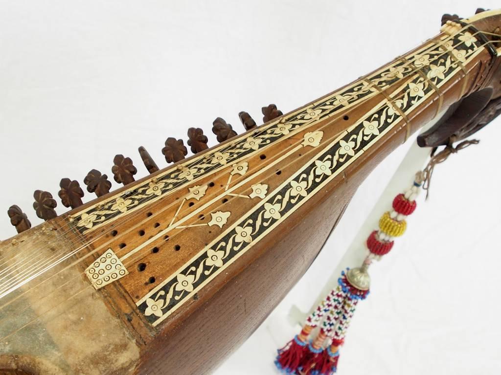 Afghan musikinstrumen Rubab Nr:17/A