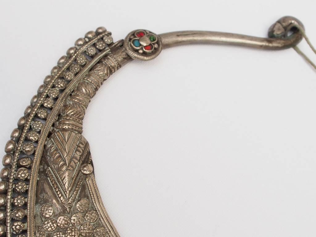 Spiral-Halsreifen  Afghanistan Balochistan  Nuristan Nr-17/5