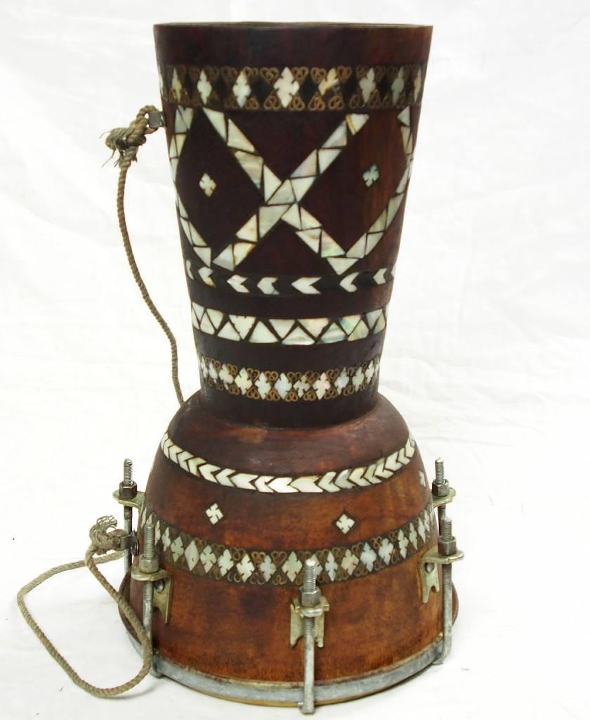 Afghan music instrument Zerbaghali Handtrommel No:17/C