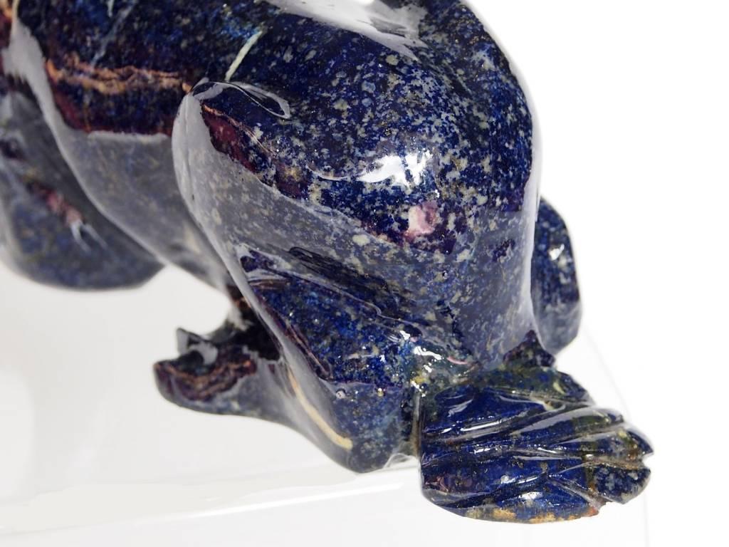 Lapis lazuli leopard Löwe Katze jaguar raubkatze tiger Puma afghanistan Nr:387