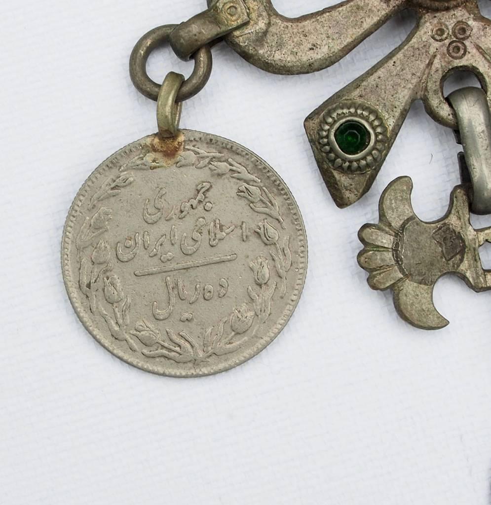 Antik Hazara Hochzeit Kette Nr:9