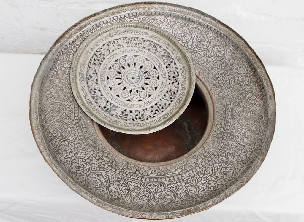 antike Kupfer waschgarnitur Nr:18/A