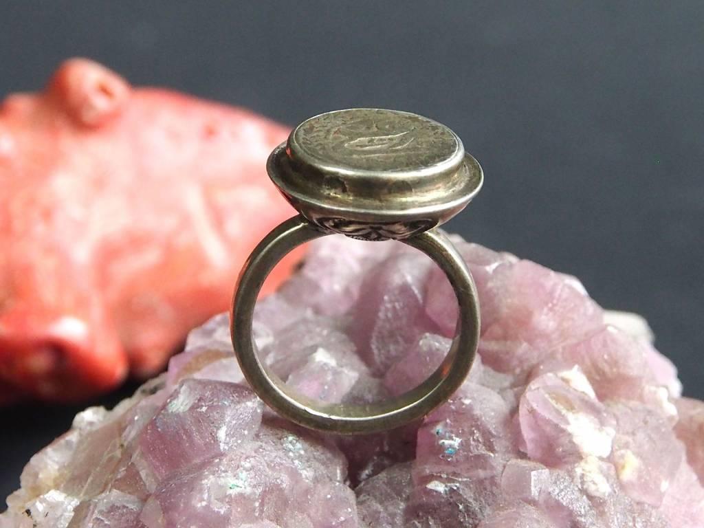antik islamische Münzen Ring Nr:403