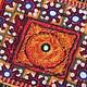 antik und Reich bestickte Sindh Region Stickerei aus Pakistan. No:18/14