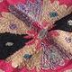 antique  Uzbek  Central Asian silk embroidery  suzani No:18/19