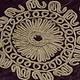antique  Hazara velvet silk embroidery 18/19th century  No:18/24