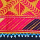 antique  Swat Valley Kohistan silk embroidery  Tray cloth No:18/27