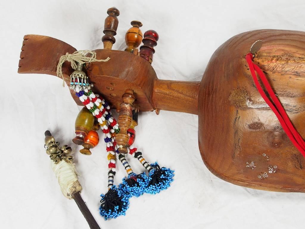 exotic musical instrument  India Belutschistan  afghanistan and pakistan Sarinda Ghichak 18/3