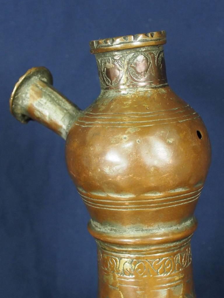 antike Wasserpfeife aus Afghanistan Nr:18/C