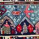 183x135 cm original Afghan beloch nomaden Kriegteppich Bildteppiche von Russische Einmarsch in Afghanistan NR-18/26