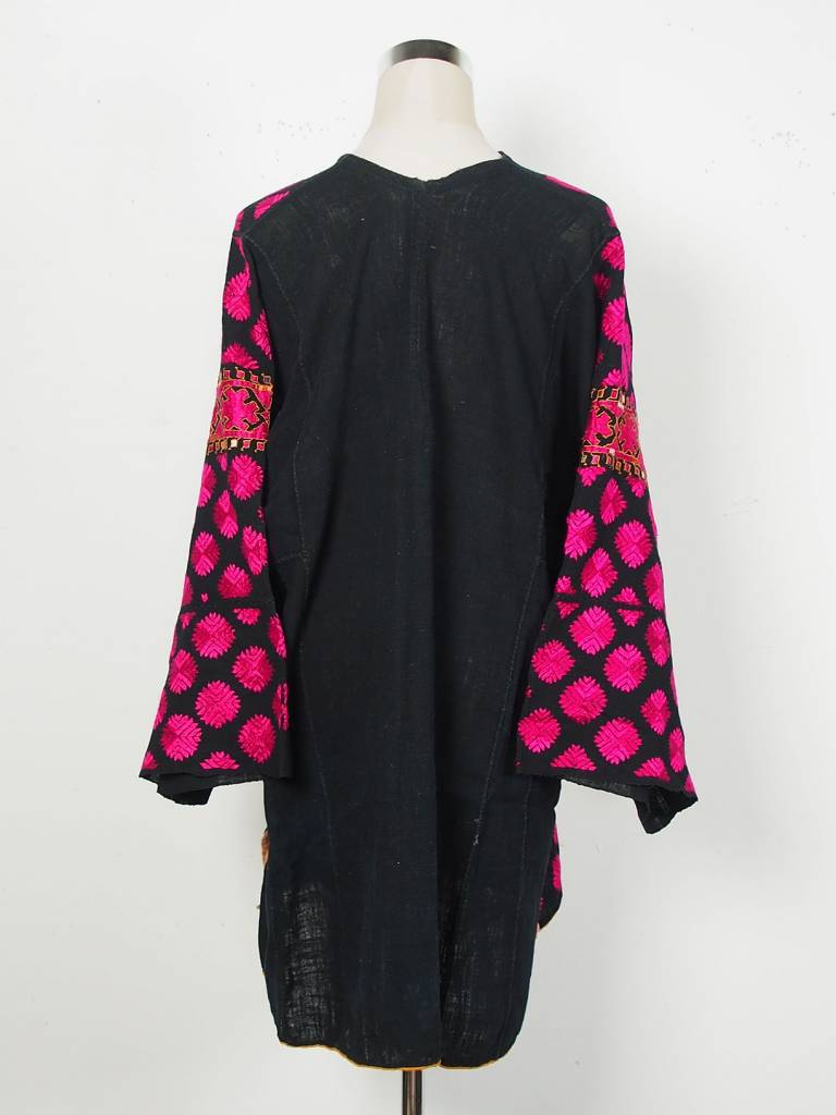 antique Woman's girl embroidered Dress from swat valley pakistan18/2