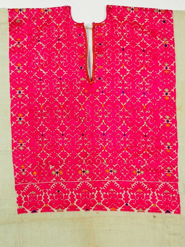 antique Woman's girl embroidered Dress from swat valley pakistan18/3