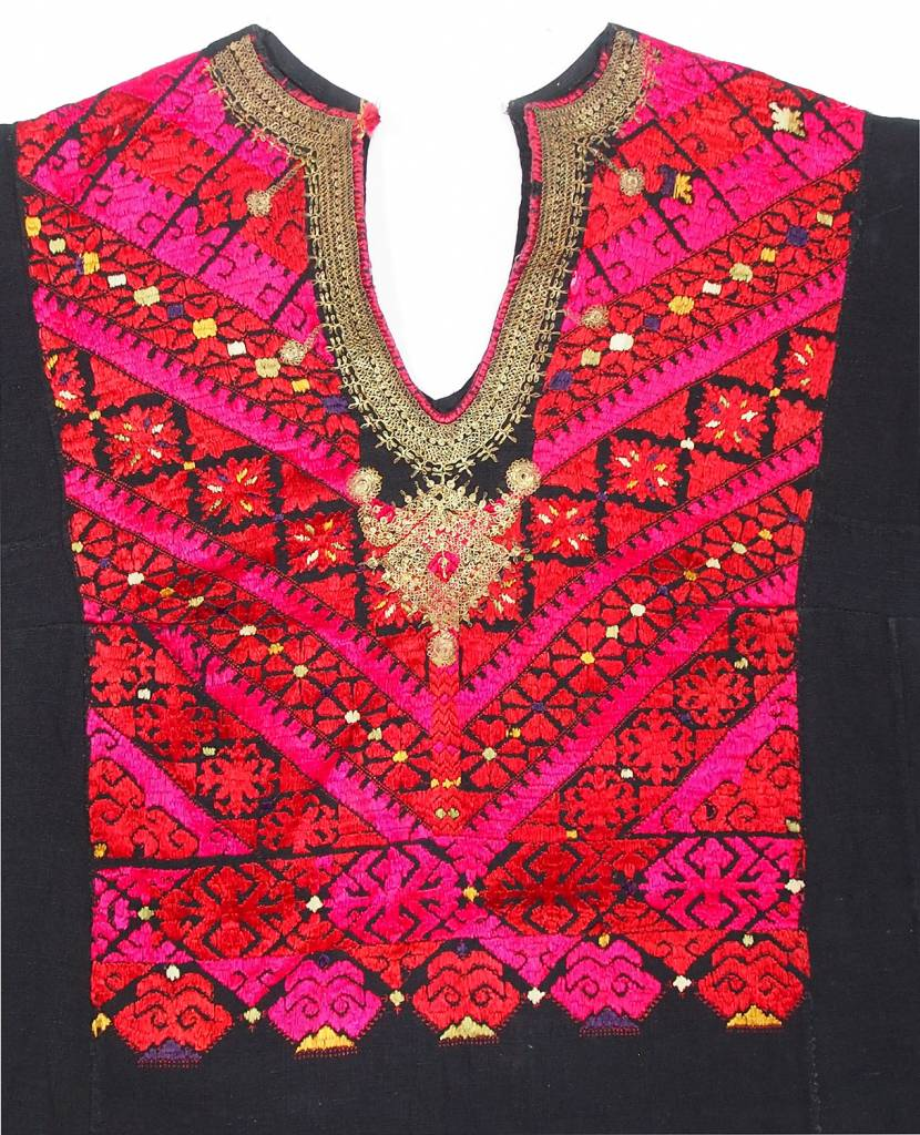 antique Woman's girl embroidered Dress from swat valley pakistan18/1