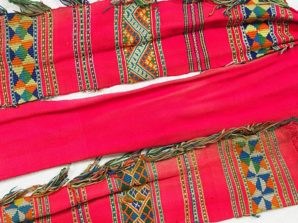 antique  Woman's embroidered Dress kalash chitral  Pakistan No:1