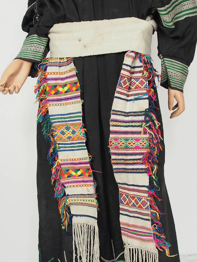 antique  Woman's embroidered Dress kalash chitral  Pakistan No:2