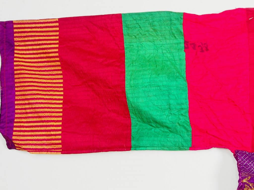 antik Nomaden kuchi Tracht rainbow 18/1