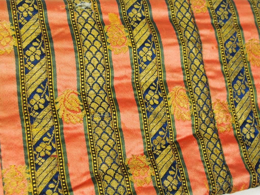 antique islamic   silk JACKE Kleid Dress Jacket 19 Jh.  Mantel