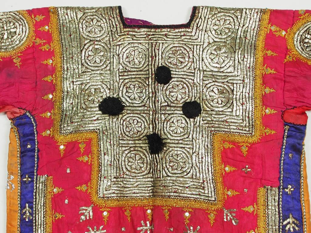antik Orientalische  Banjara Choli Tracht Tribaldance kleid   silk Embroidery choli Dress Tribal Bellydance No:18/19