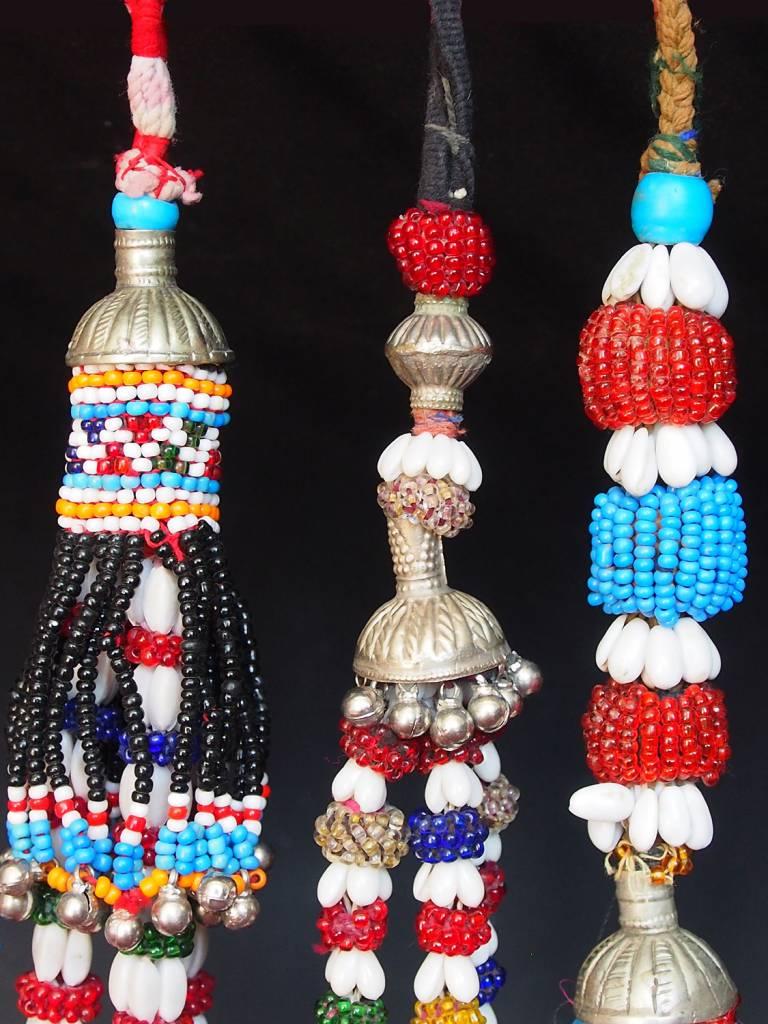 1 PC Antik Orient nomaden Tribal bauchtanz troddel Quasten Tassel afghanistan