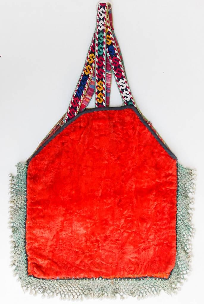 Vintage  uzbek Embroidery Quran bag  No:18/3