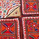 antique  silk embroidery Quran bag 18/D