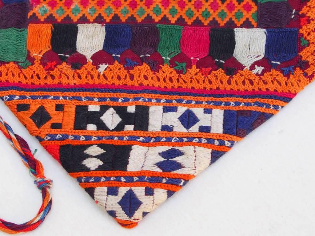 antique  silk embroidery Quran bag 18/E