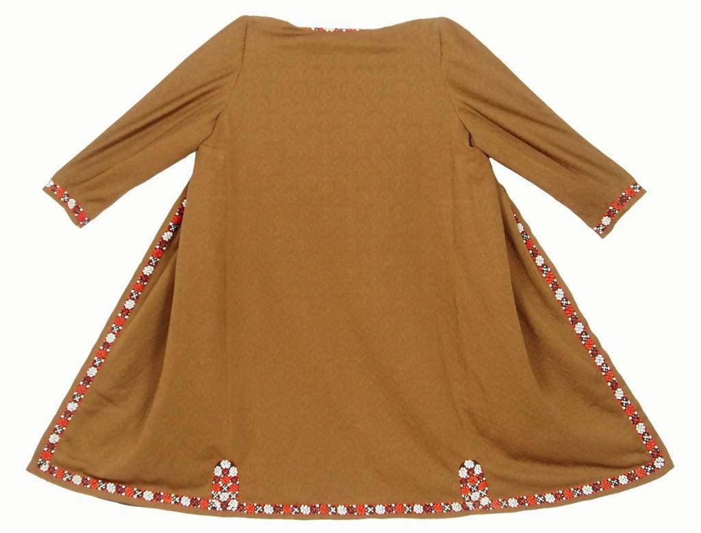 Turkmen antique  Chapan  coat Chirpy  Mantel khalat  No:18/4