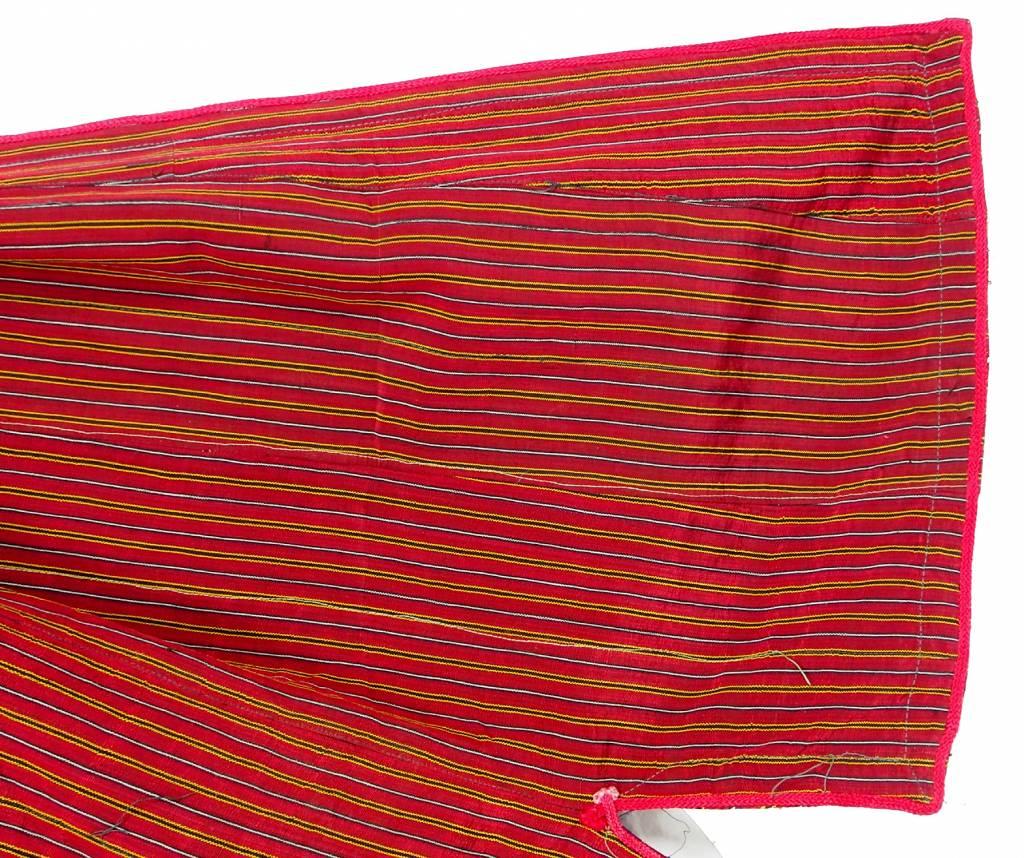 Turkmen antique silk Chapan  coat Chirpy Mantel khalat No:18/ 18