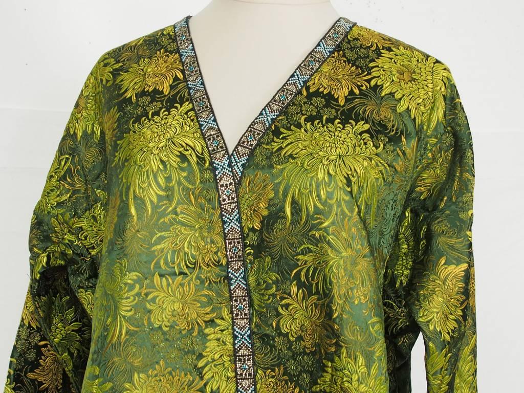 Turkmen   Chapan  coat Chirpy Mantel khalat No:18/19