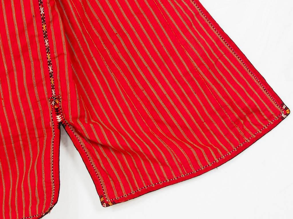 Turkmen antique silk Chapan  coat Chirpy Mantel khalat No:18/  20