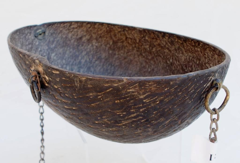antike  Sufi Dervash Coco de mer Kashkool  Nr:1