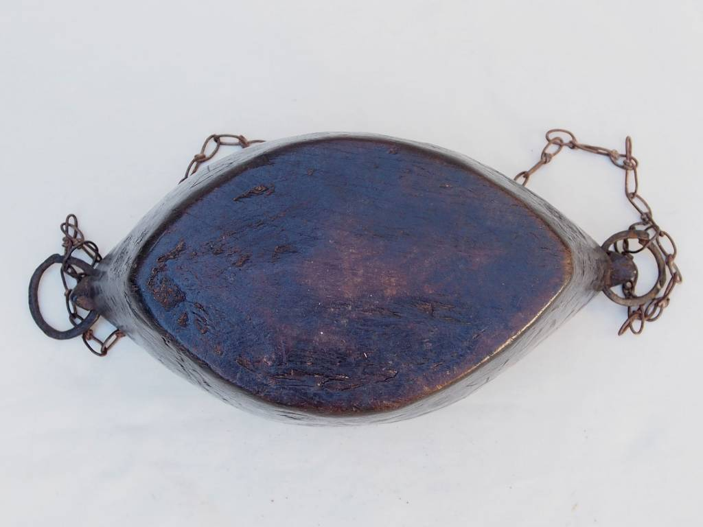 antike  Sufi Dervash Holz Kashkool  Nr:8