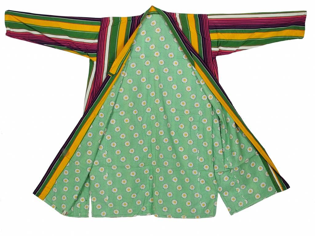 Antike Ikat mantel aus Usbekistan No:18/26
