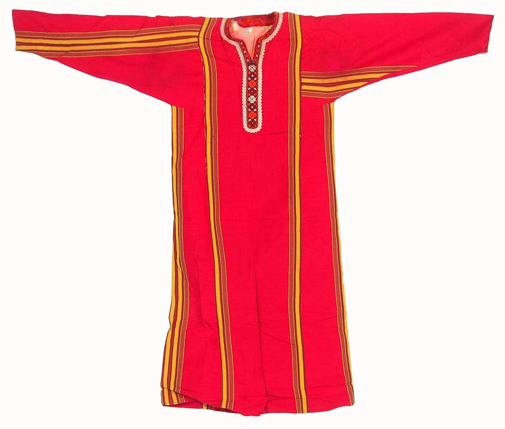 Antike Seiden Kleid aus Usbekistan No:18/ 33