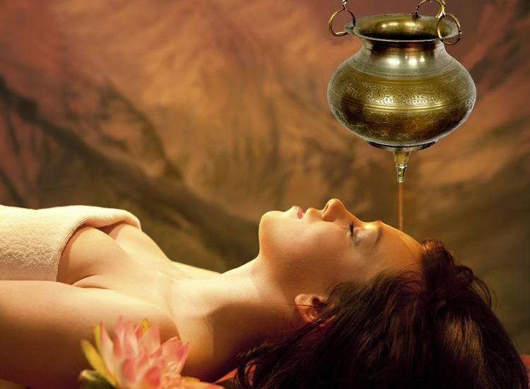 1,5 Liter antik orient Massiv Messing Ayurveda Shirodhara Stirnguss Stirnölguss öl-Therapie Panchakarma Yoga Dhara Vessel gefäß -Nr: ET/6