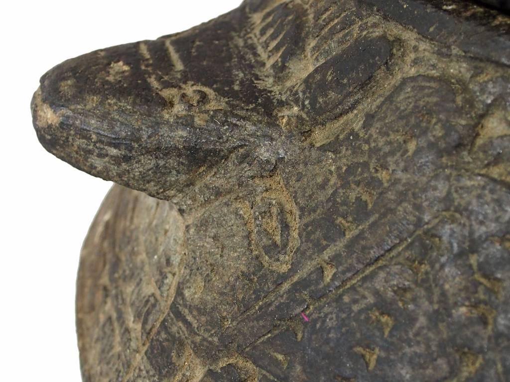 antik sehr seltener islamische Topf Schale kochtopf Speckstein Afghanistan / Pakistan Nr: C