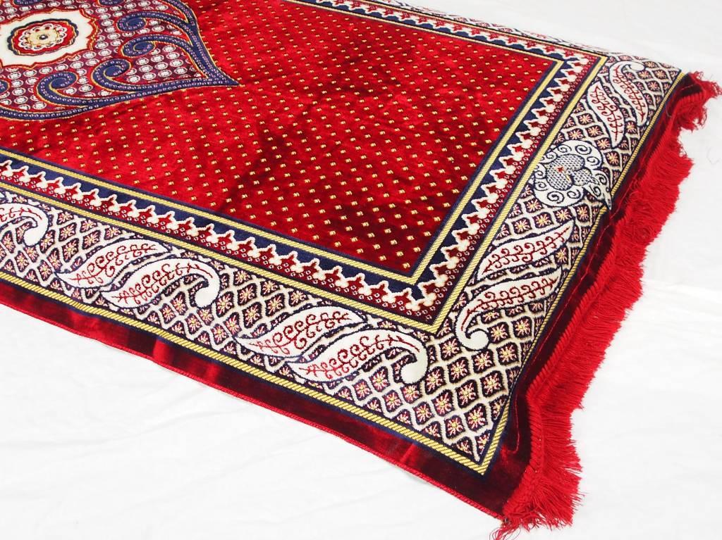 3er Set 1x Matratze + 2 Kissen Afghan nomaden sitzkissen Teppich Orientalische Sitzecke Sofa Bodenkissen Sitzgruppe 190x75 cm توشک ( 19/A)