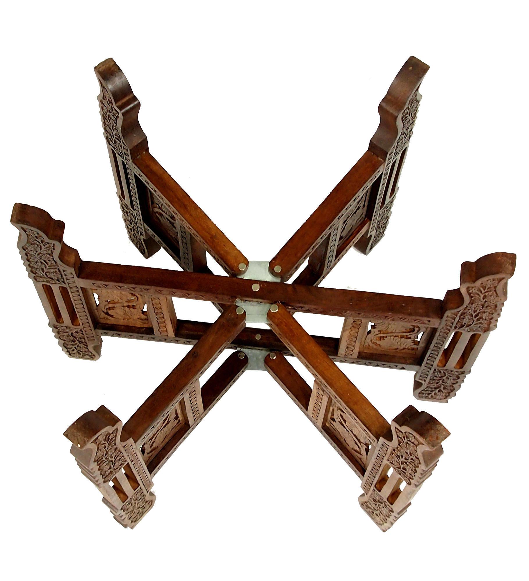 Orientalische Tischgestell
