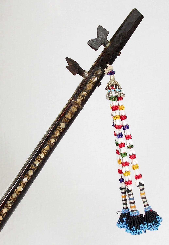 antik orientalische nomaden musikinstrument Afghanistan Dotar Dutar dambure 18-S