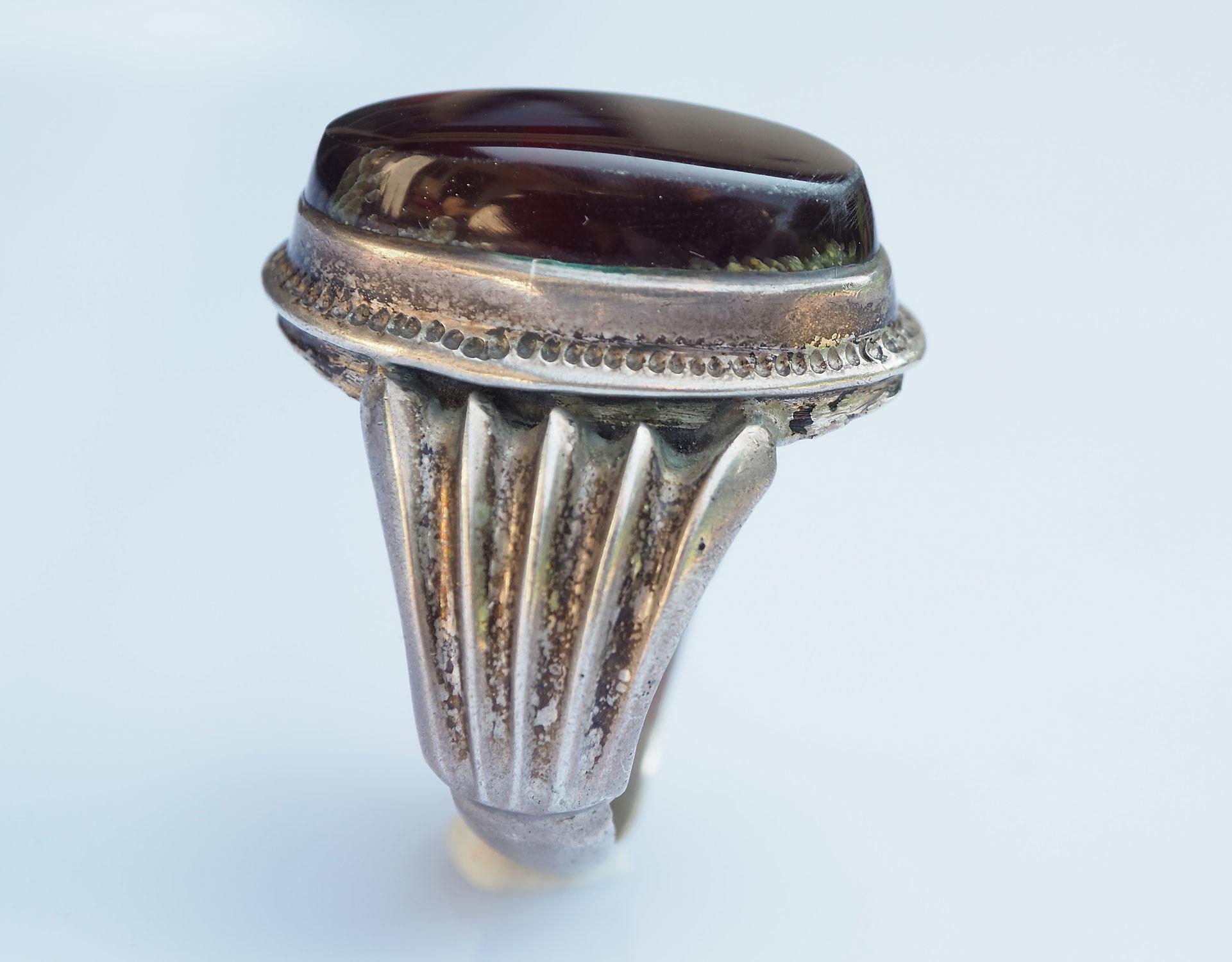 Karneol ring Nr:262