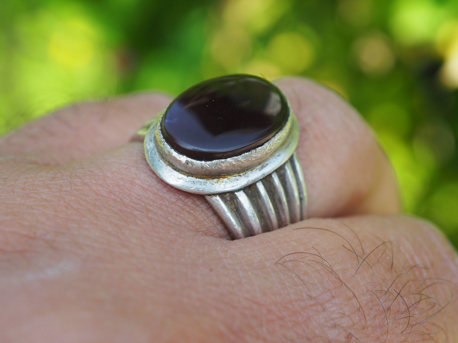 Karneol ring Nr:222