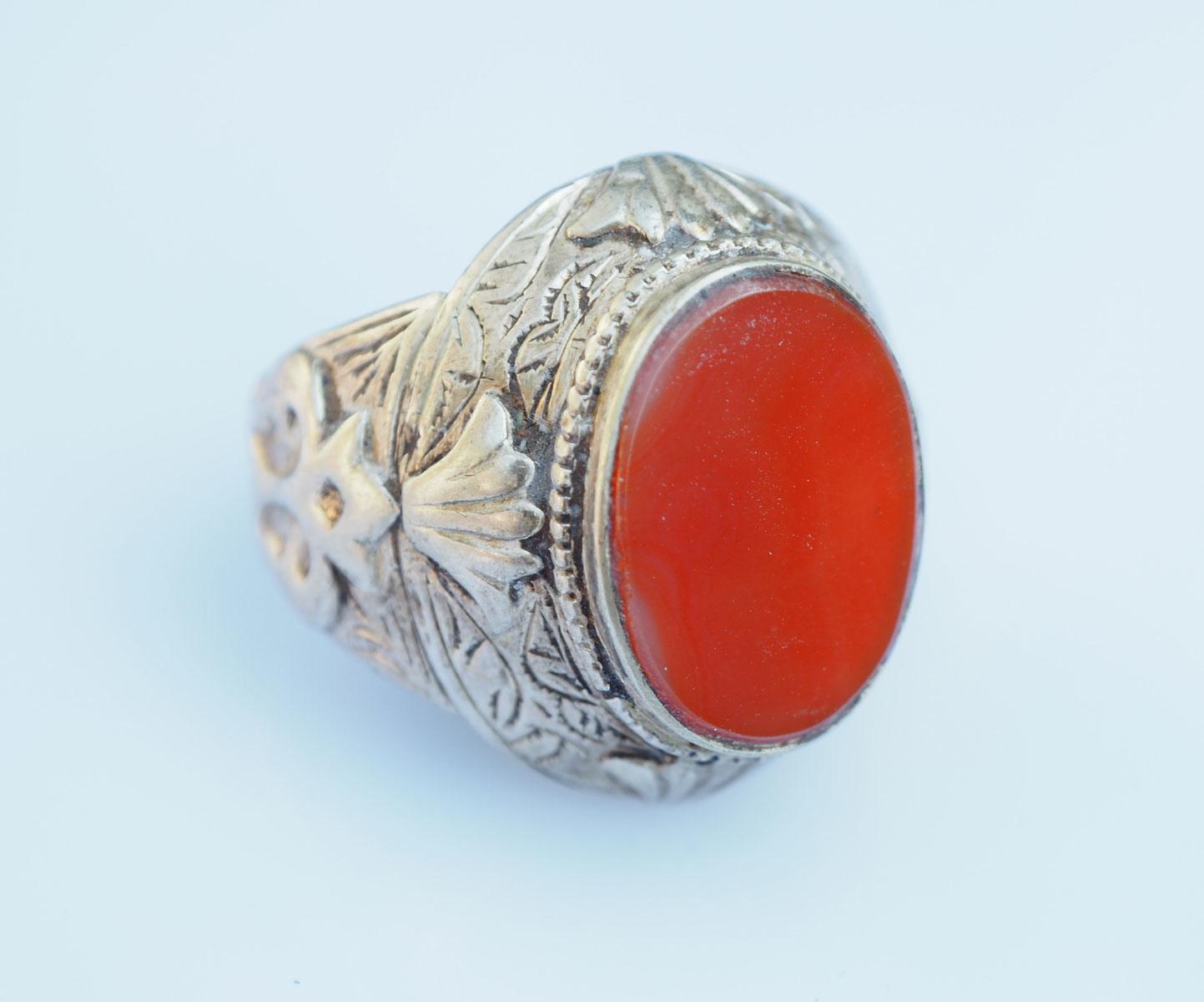 Karneol ring Nr:223