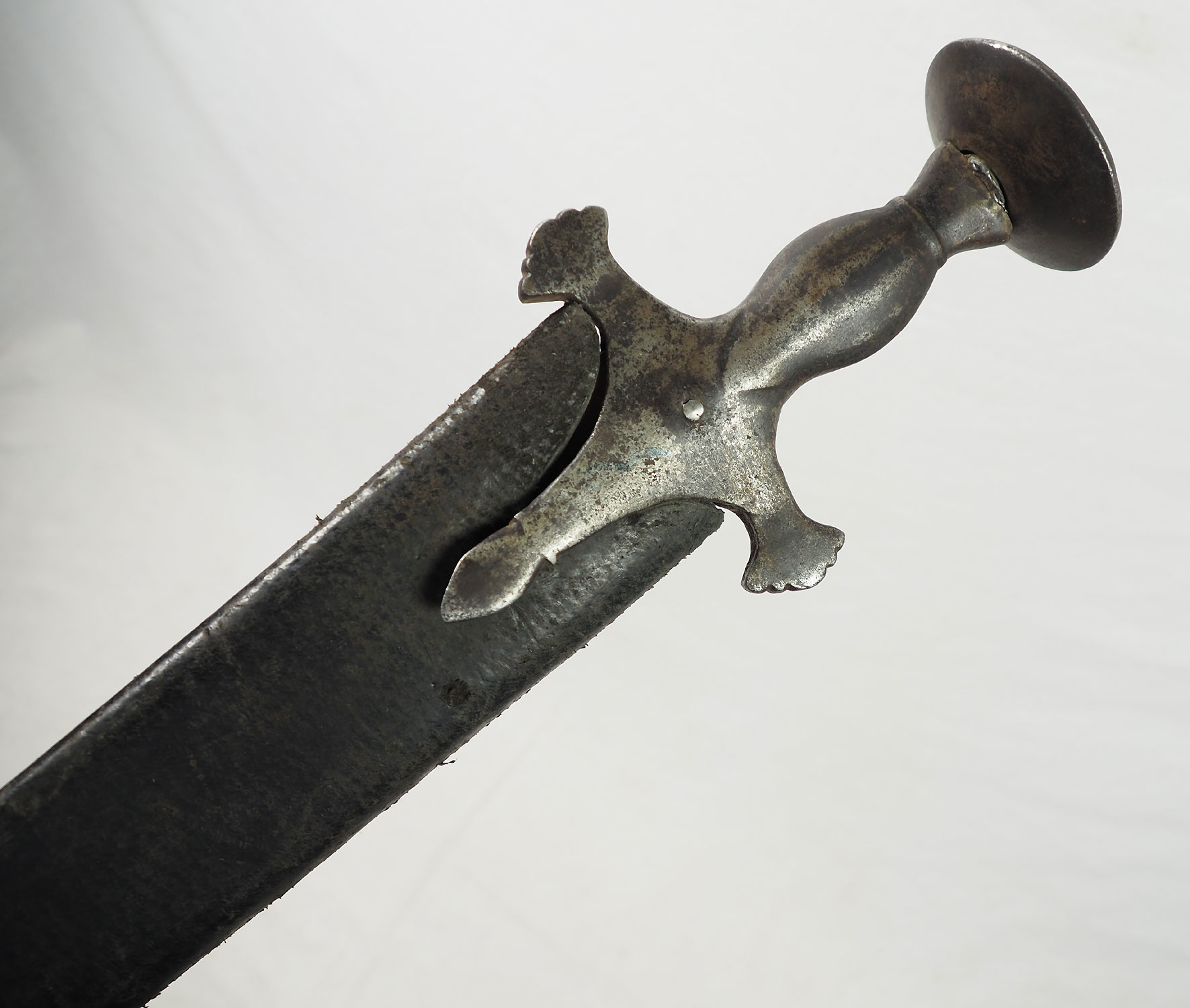 Antike Säbel messer schwert shamshir sword Knife aus Afghanistan Nr:19/ G