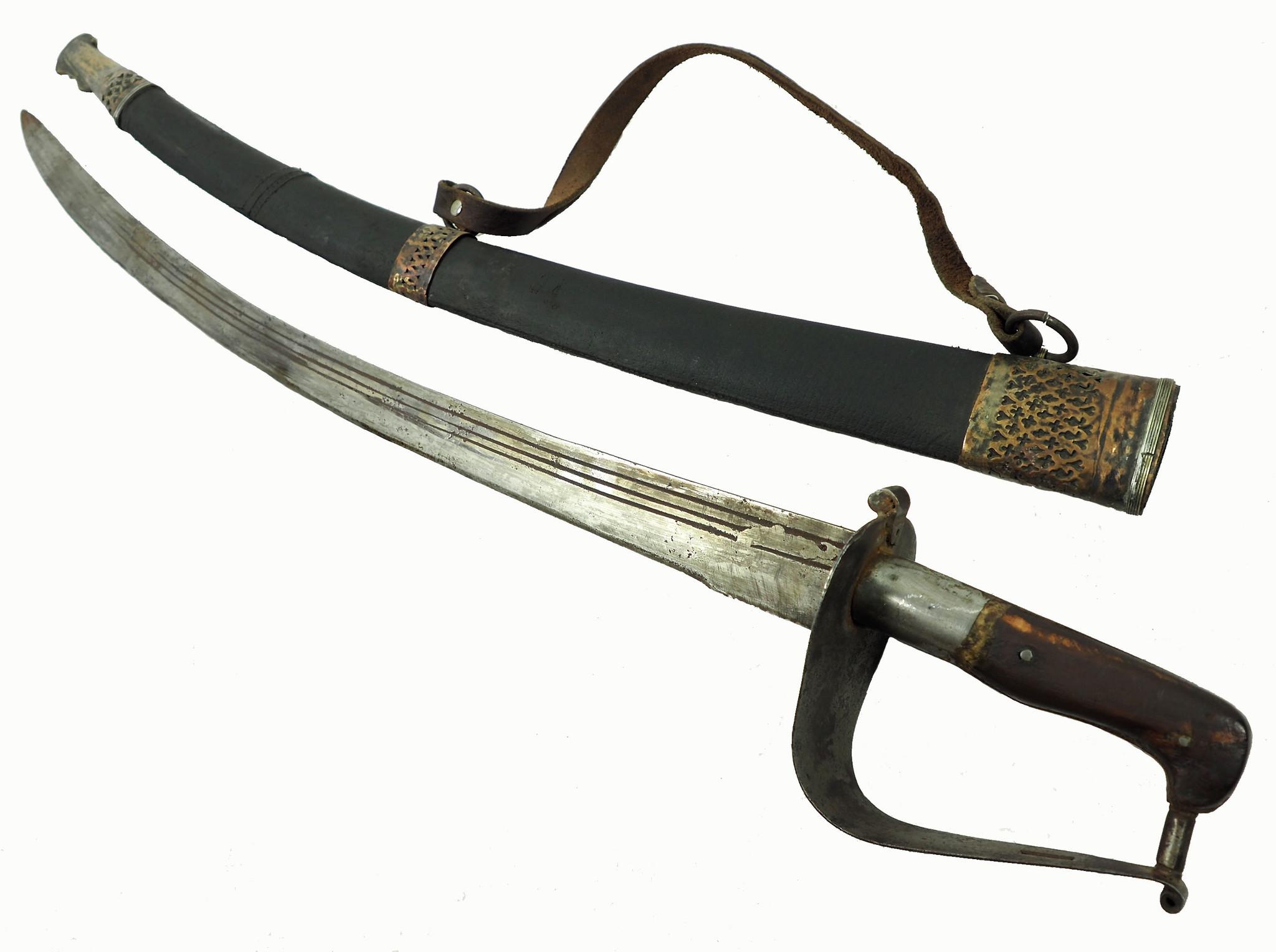 Antique islamic Sword Shamshir from Afghanistan No: 19/J