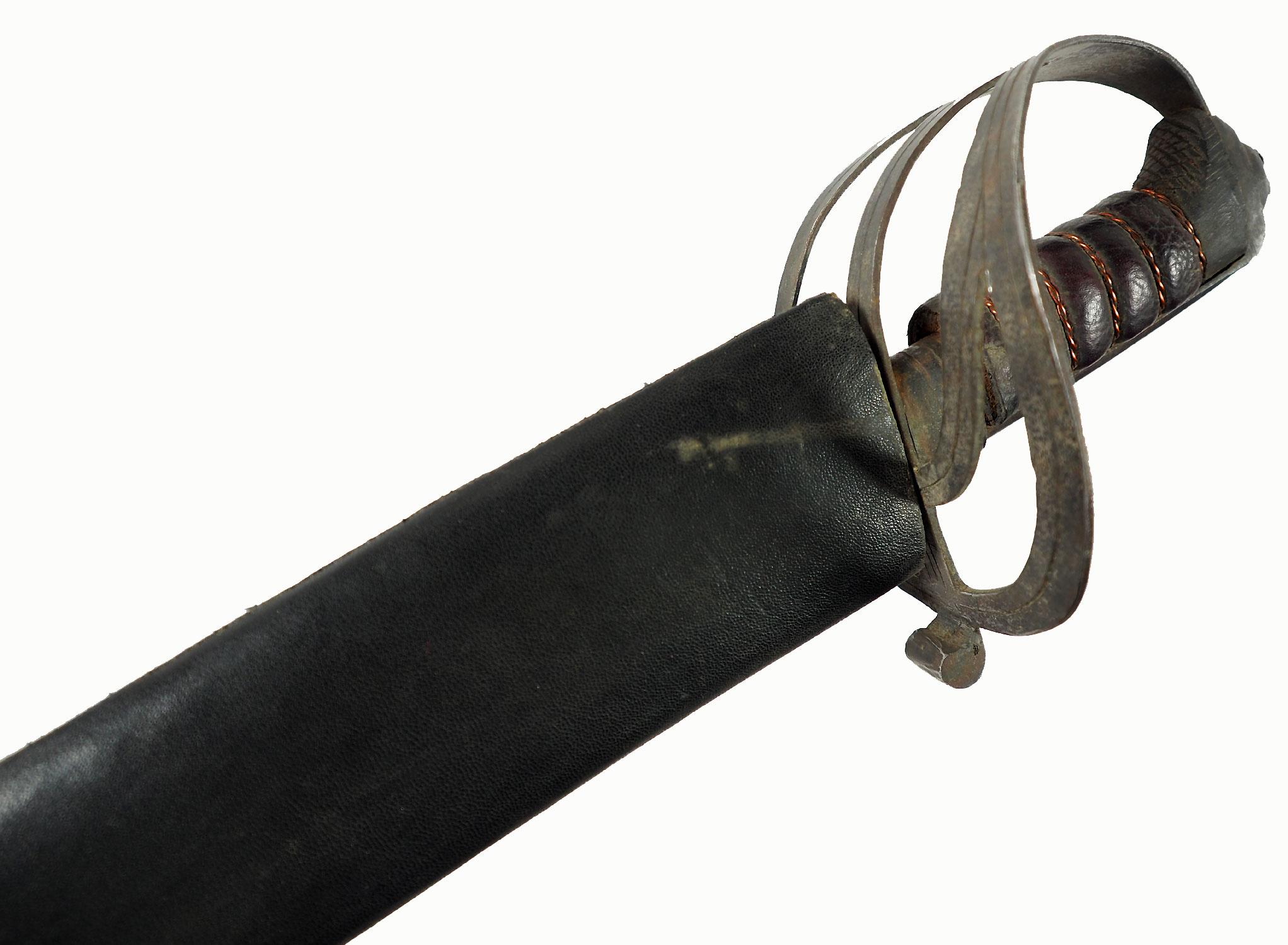 Antike Säbel messer schwert shamshir sword Knife aus Afghanistan Nr:19/ T