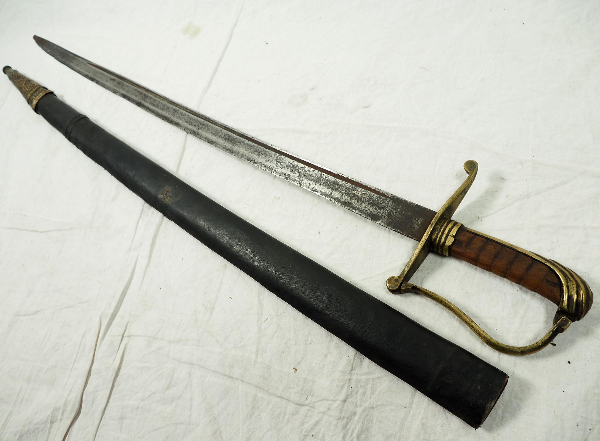 Antike Säbel messer schwert shamshir sword Knife aus Afghanistan Nr:19/ Y